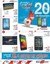 Tablet LENOVO TOSHIBA muchas marcas y precios con PRADO - 21dic-13