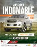 Toyota Hilux 2013 pre Runner 2x1 DC - 03dic13