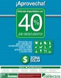 ZONA DOLA aproveha descuentos SUPER SELECTOS - 13dic13