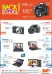 Back to school computer cameras RAF promociones - 08ene14