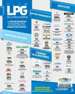 Club LPG beneficios y descuentos - 10ene14