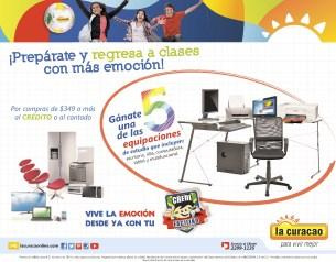 Credito facil en electrodomesticos LA CURACAO promociones