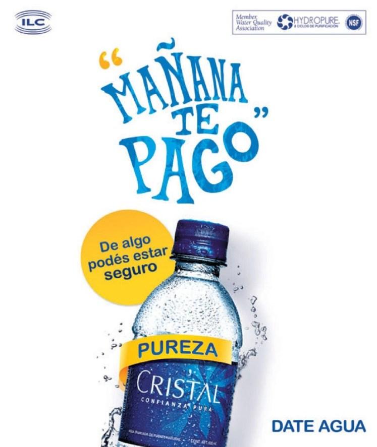 DATE AGUA Cristal el salvador - 29ene14