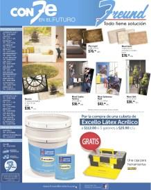 Ferreteria FREUND ofertas en decoracion y hogar - 03ene13