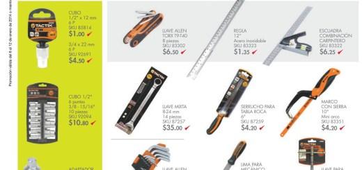 Ferreteria VIDRI promociones desarmadores herramientas llaves - 06ene14