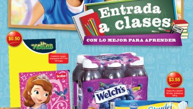 Guia de Compras no1 La Despensa de Don Juan de Rregreso a Clases 2014