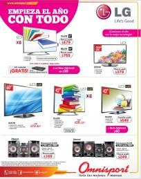 OMNISPORT el salvador ofertas promociones descuentos - 30ene14