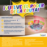 Participa Nectares Petit back to shcool promotion