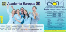 Proposito 2014 hablar un nuevo idioma ACADEMIA EUROPEA - 02ene14
