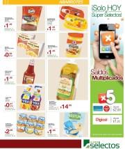 Super Selectos promociones abarrotes - 31ene14