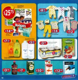 Walmart pampers y productos para bebe Guia de Compras 2014 No1