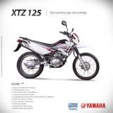 Yamaha leasing XTZ 125 promocion - 08ene14
