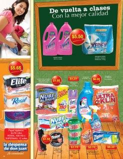 limpieza detergentes vanish Guia de Compras no1 La Despensa de Don Juan 2014