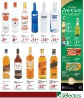 mas Ofertas mejores precios SUPER SELECTOS cervezas y licores - 31ene14