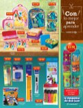 mochilas loncheras Guia de Compras no1 La Despensa de Don Juan 2014