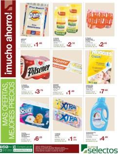 supermercado Super Selectos ofertas y promociones de hoy - 06ene14