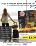viajar alrededor del mundo Revistas JET - 04ene14