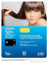 Beneficion BANCO CITI taretas de credito VIDALS - 21feb14