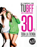 Best FASHION friend DESCUENTO en tiendas MD - 14feb14