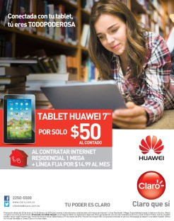 Casa CLARO el salvador internet cable telefono - 04feb14