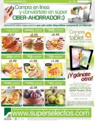 Compra en linea SUPER SELECTOS ofertas ahorro - 21feb14