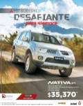 Comprar AUTO Mitsubishi NATIVA 2014 automatica - 06feb14