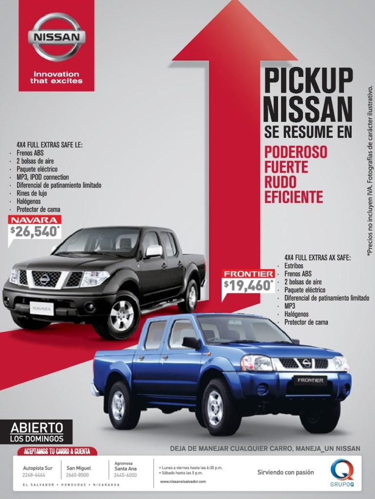Comprar AUTO NISSAN frontier 2014