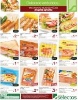Delicios embutidos SALAMI JAMON SALCHICHA Super Selectos ofertas - 08feb14