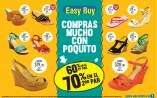 EASY BUY shoes store DESCUENTO - 28feb14