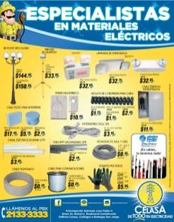 Ferreteria CELASA el salvador SOLUCiones materiales electricos - 24feb14
