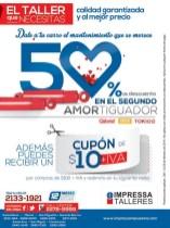 Impresa talleres CUPON de 10 dolares - 05feb14
