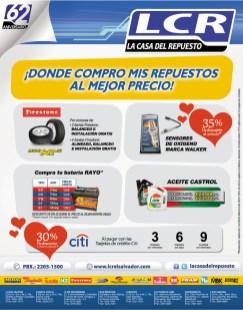 LCR promociones ofertas descuentos amor y amistad - 13feb14