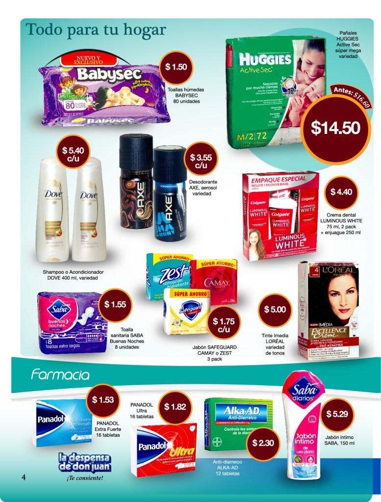 La Despensa de Don Juan 2014 Guia de Compras No2 Todo para tu hogar
