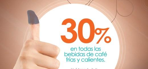 MEDIA CAFE la prensa grafica muestra tu DEDO pintado - 01feb14