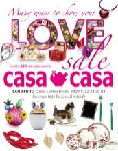 Many ways to show LOVE casa casa VALENTINE DAY