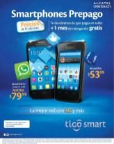 Precios de Fin de Mes Febrero 2014 TIGO smartphones