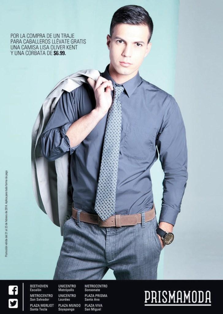 Prisma moda promocion en ropa de caballero - 21feb14