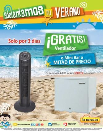 Promociones de VERANO La Curacao el salvador - 28feb14