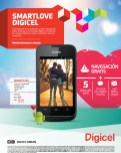 SMART LOVE huawei Y210 android DIGICEL el salvador