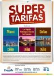 Super Tarifas EEUU MIAMI DALLAS HOUTON Escamilla viajes