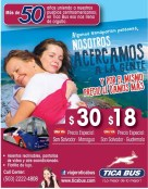 TICA BUS viajes managua nicaragua guatemala costa rica - 12feb14