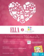 VALENTINES DAY club ELLA te consiente