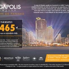 Vacaciones MEGAPOLIS PANAMA lo mejor de panama - 11feb14