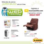 Webnesday ofertas LA CURACAO el salvador - 05feb14