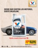 aceite VALVOLINE full synthetic ECONO PART el salvador