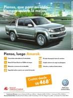 auto Amarok Volkswagen 2014 motor bi-turbo diesel