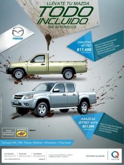 comprar auto nuevo MAZDA BT-50 4x4
