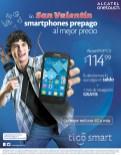 oferta ALCATEL POP C3 smartphone TIGO el salvador