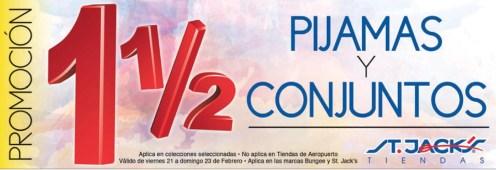promocion ST JACK pijamas y conjuntos - 21feb14