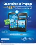 smartphones prepago TIGO el salvador ALCATEL - 17feb14
